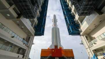 La Chine lance avec succès sa dernière mission sur la Lune: elle cherche à être le troisième pays de l'histoire à apporter des échantillons lunaires sur Terre