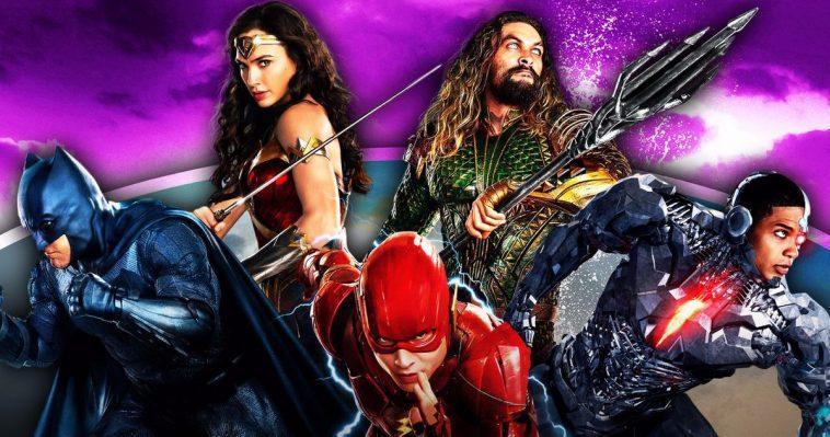 La Justice League De Zack Snyder Reçoit Une Nouvelle Bande Annonce