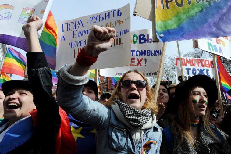 La Russie Retire Un Projet De Loi Terrifiant Pour Effacer