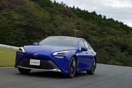 Toyota Mirai 2e génération 1