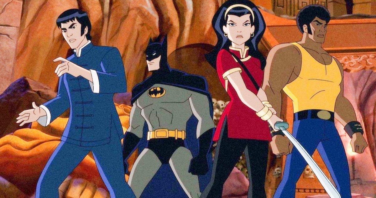 La Bande Annonce De Soul Of The Dragon Emmène Batman Dans