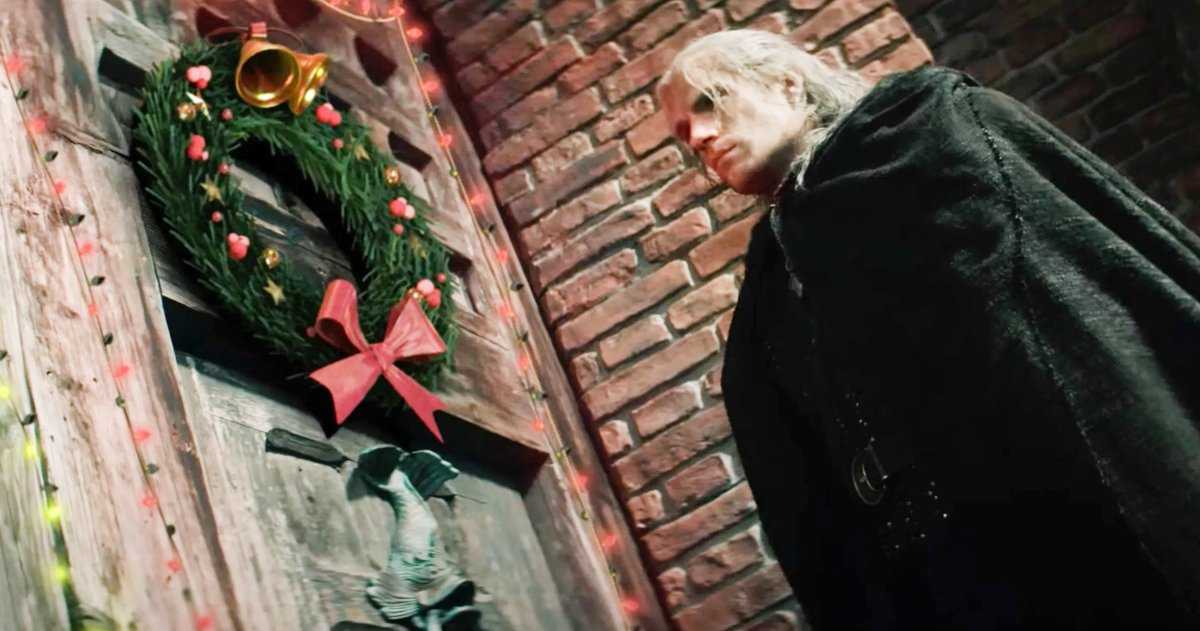 La Bande Annonce De The Witcher Holiday Slay Ride Célèbre Les