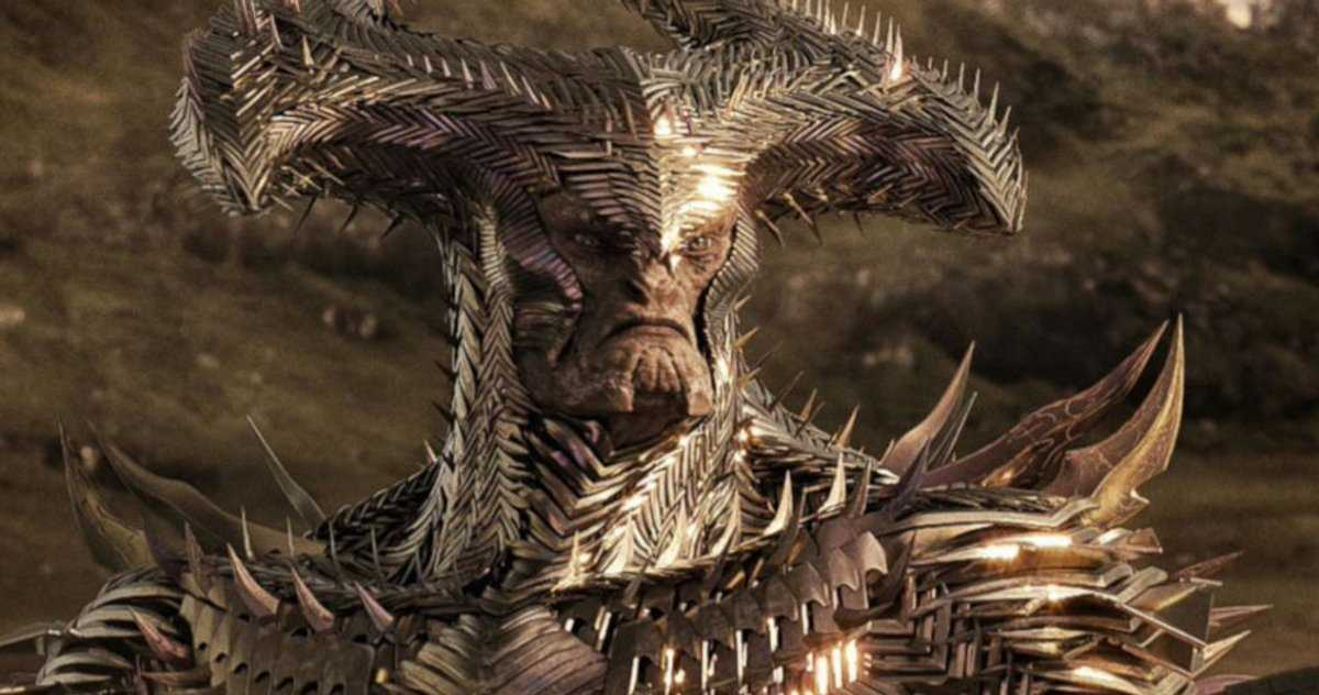 La Conception Originale De Steppenwolf De Zack Snyder était Trop