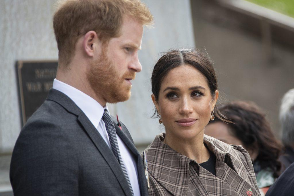 Prince Harry et Meghan Markle