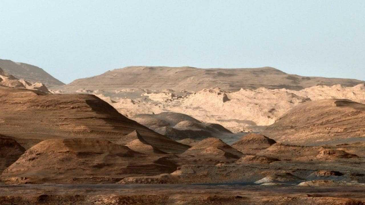 La curiosité a montré que Mars a connu une méga-inondation qui nous porte à croire que la vie aurait pu exister sur la planète