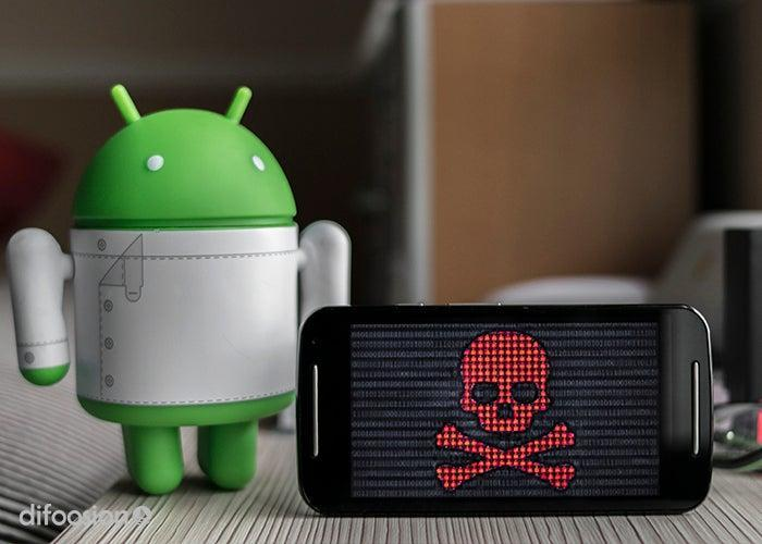 Logiciel malveillant Android