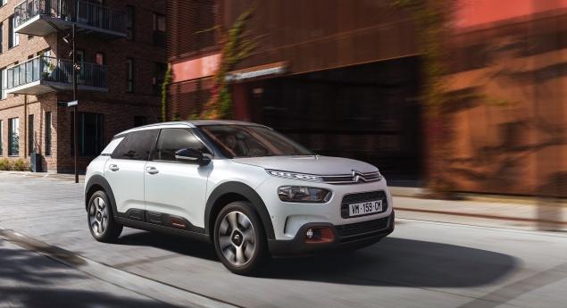 La Flotte Caixa De Depósitos Renforcée Avec Citroën C4 Cactus