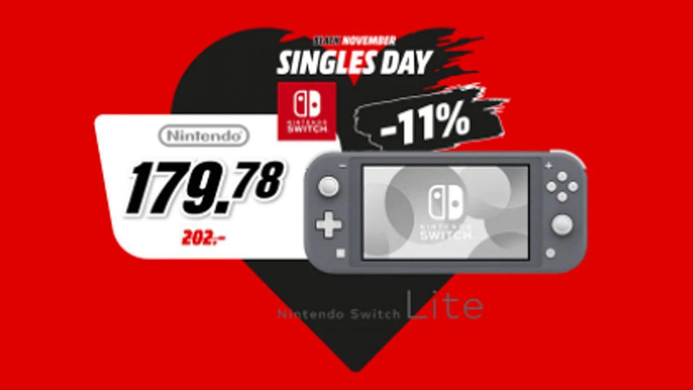 La Journée Des Célibataires à Mediamarkt Propose La Nintendo Switch