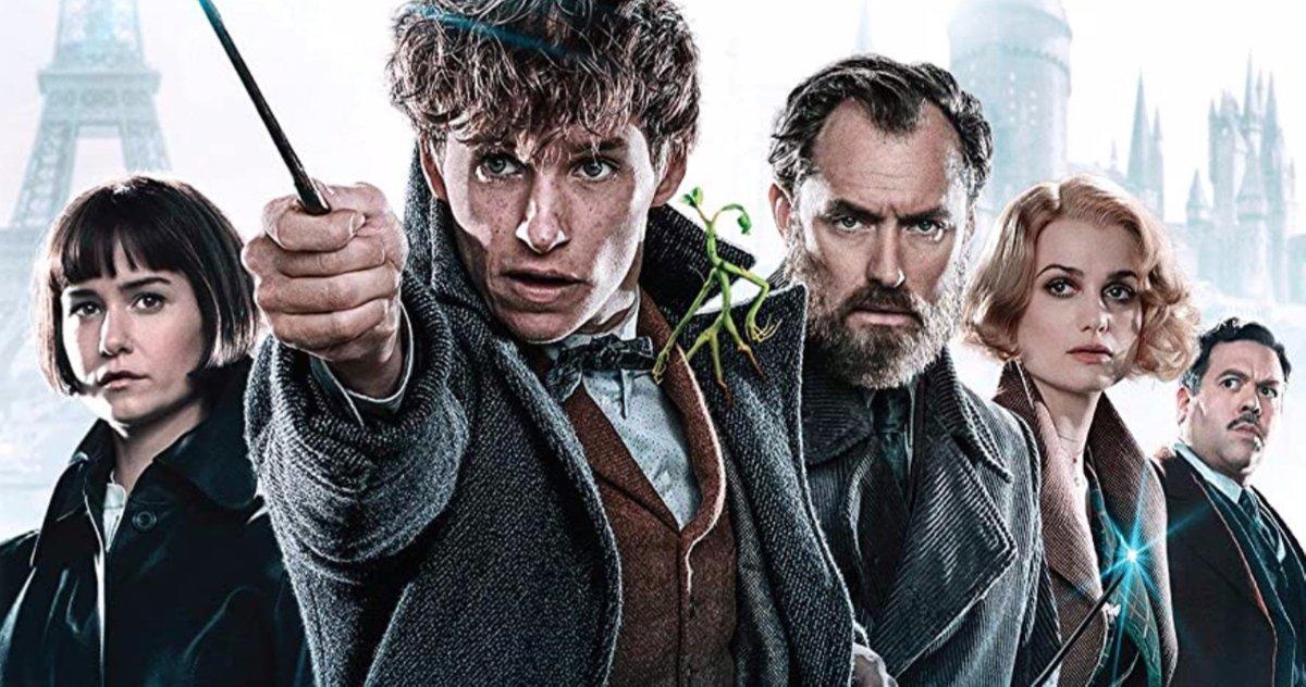 La Nouvelle Date De Sortie De Fantastic Beasts 3 Est