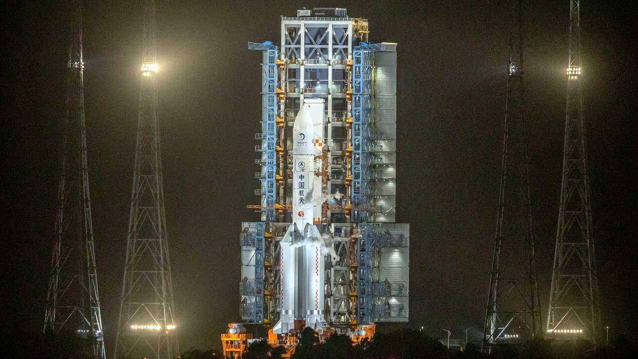 Nouvelle mission Change-5 de la Chine pour collecter des échantillons de roches lunaires et les ramener sur Terre