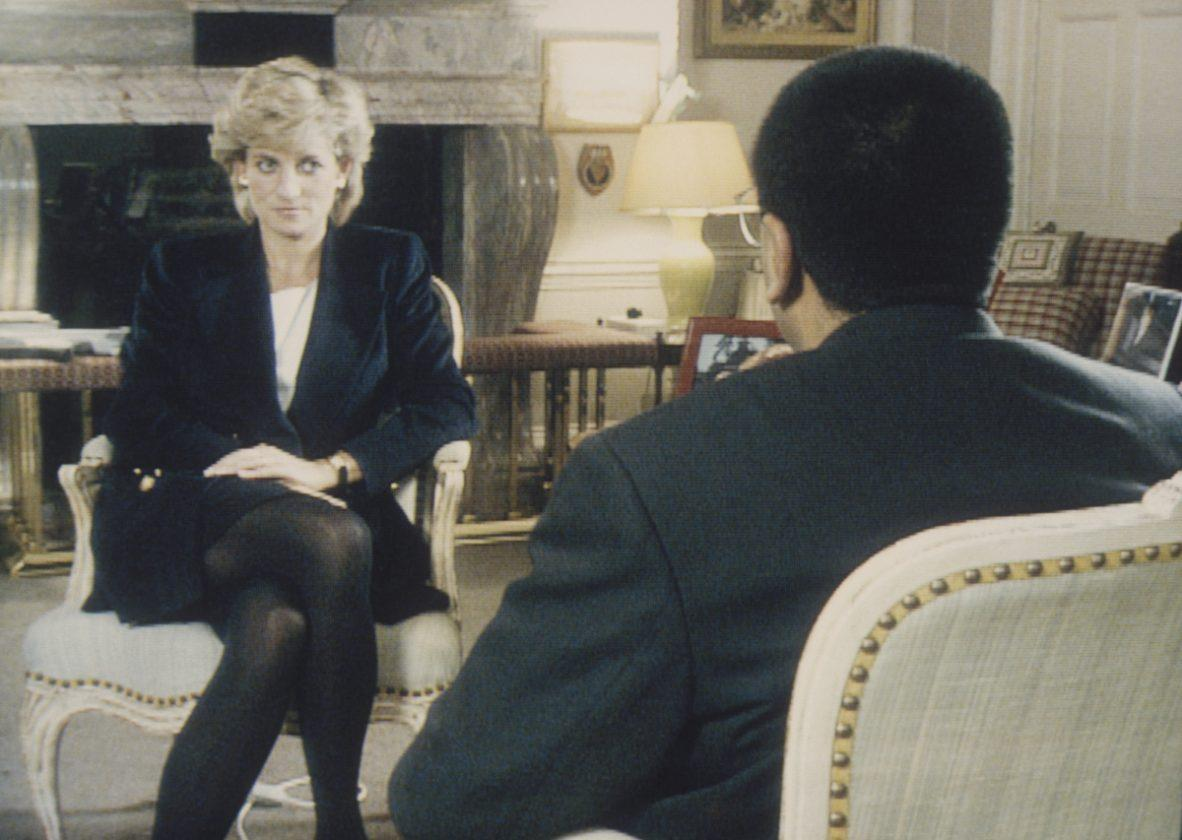 Princess Diana Panorama interview