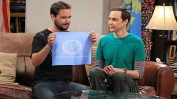 Wil Wheaton and Jim Parsons in