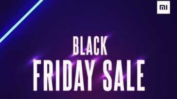 La Vente Xiaomi Black Friday Est Maintenant En Ligne: Les