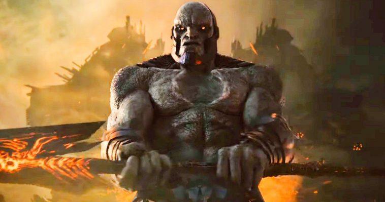 L'acteur Darkseid Veut Que Le Méchant De La Ligue De