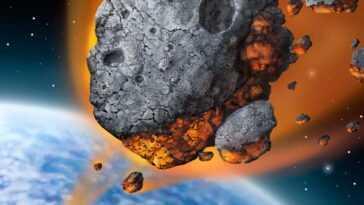 L'astéroïde 2000 Wo107 Ne Touchera Pas La Terre Mais Passera