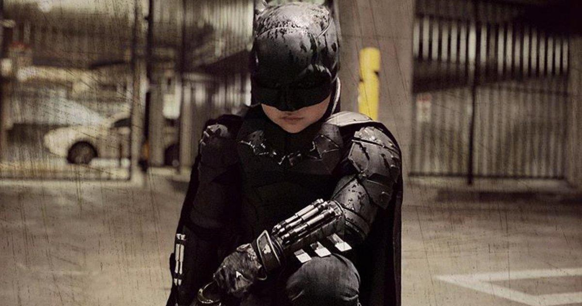 Le Batman De Robert Pattinson Est Adorablement Recréé Par Un