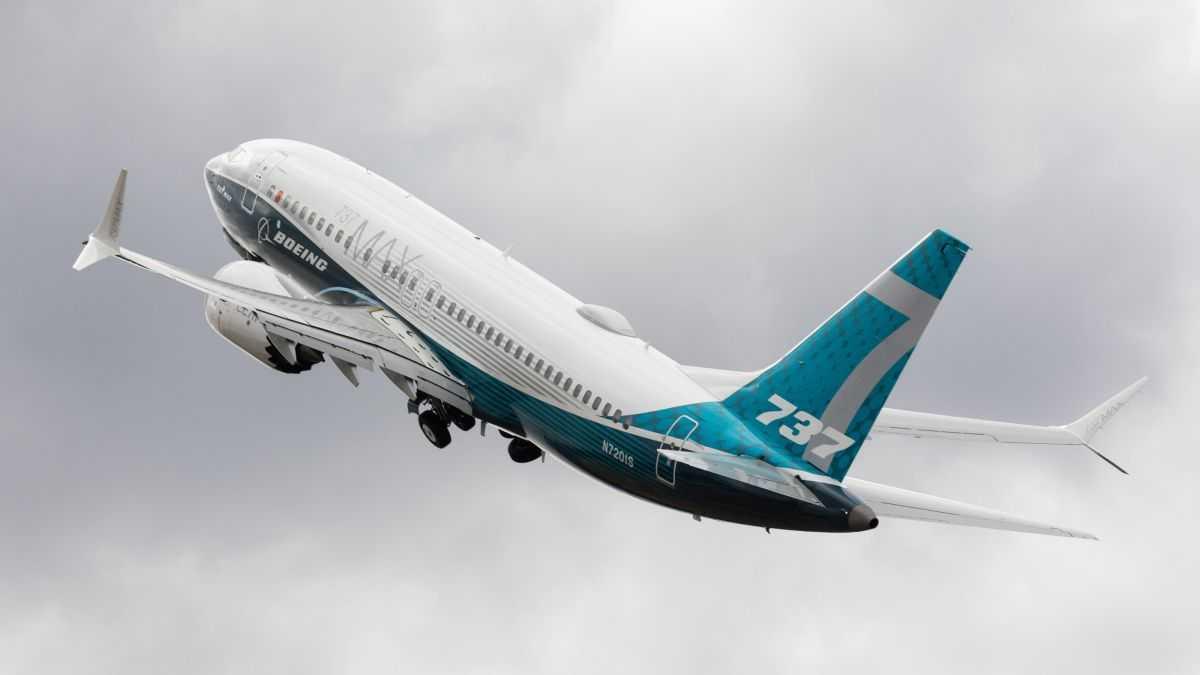 Le Boeing 737 Max Est Il Suffisamment Sûr Pour Voler?