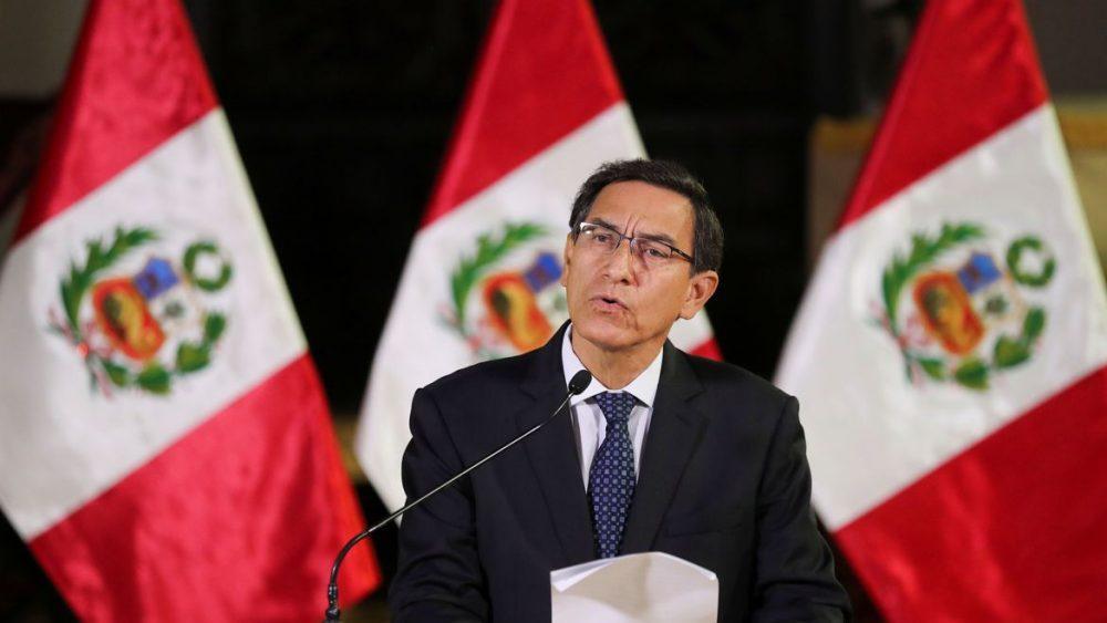 Le Congrès Approuve La Destitution Et Vizcarra Quitte Ses Fonctions