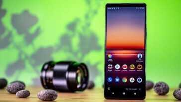 Le Xperia 1 Iii Pourrait Bientôt Apparaître Avec Un Snapdragon