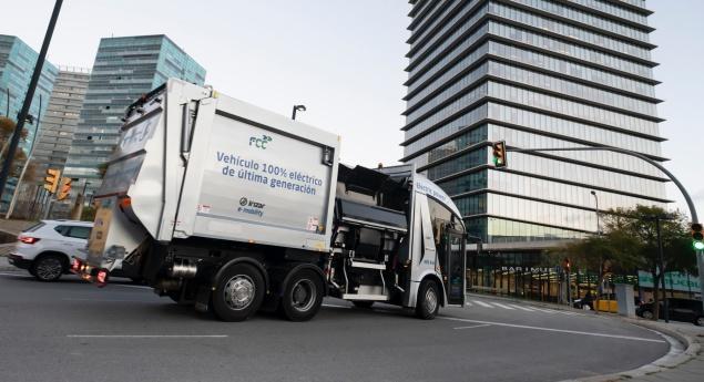 Le Camion Urbain Irizar Ie Remporte Des Prix Environnementaux