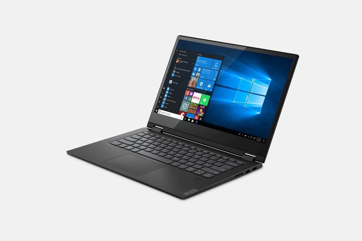 Le Convertible Lenovo Flex 14 équipé Du Core I5 Est