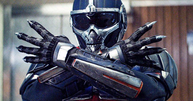 Le Costume De Taskmaster S'affiche En Plein écran Dans Le