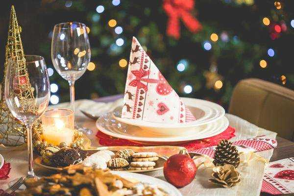 Le Dîner De Noël Parfait: Avec Ces Appareils, La Fête