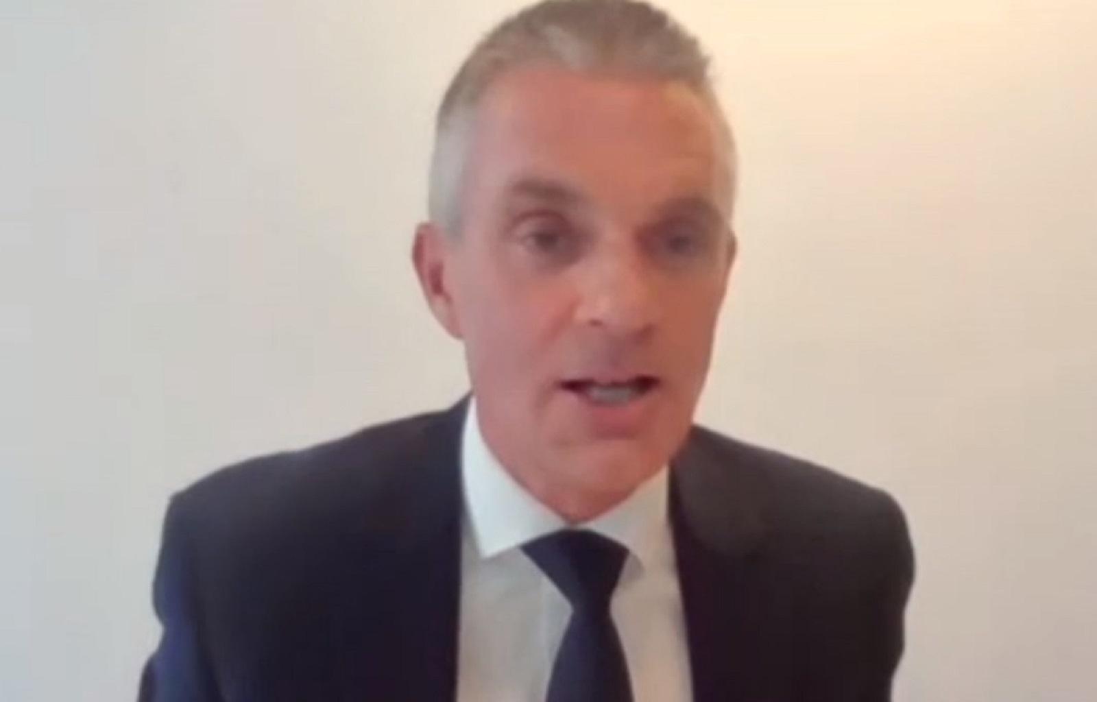 Directeur général de la BBC Tim Davie