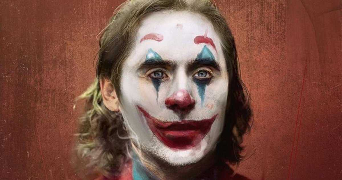 Le Fan Art Bizarre De Joker Remplace Joaquin Phoenix Par