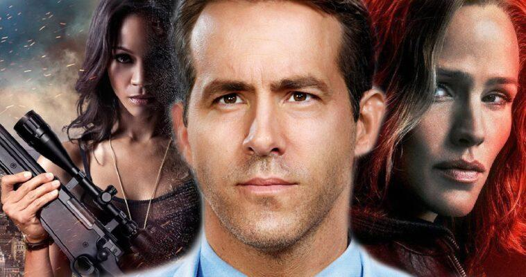 Le Film Netflix Time Travel De Ryan Reynolds Obtient Jennifer