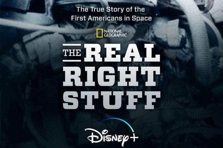 Le Film `` The Real Right Stuff '' échange Des