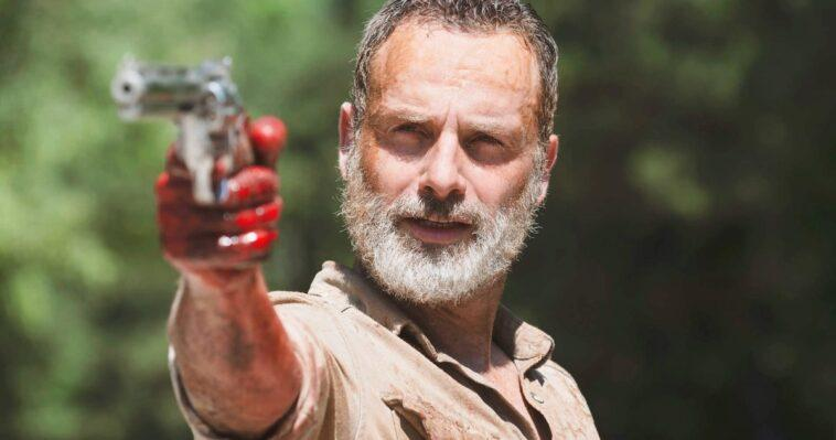 Le Film De Rick Grimes Sera Directement Mis En Place