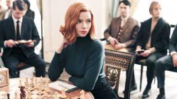Le Gambit De La Reine D'anya Taylor Joy Est La Série