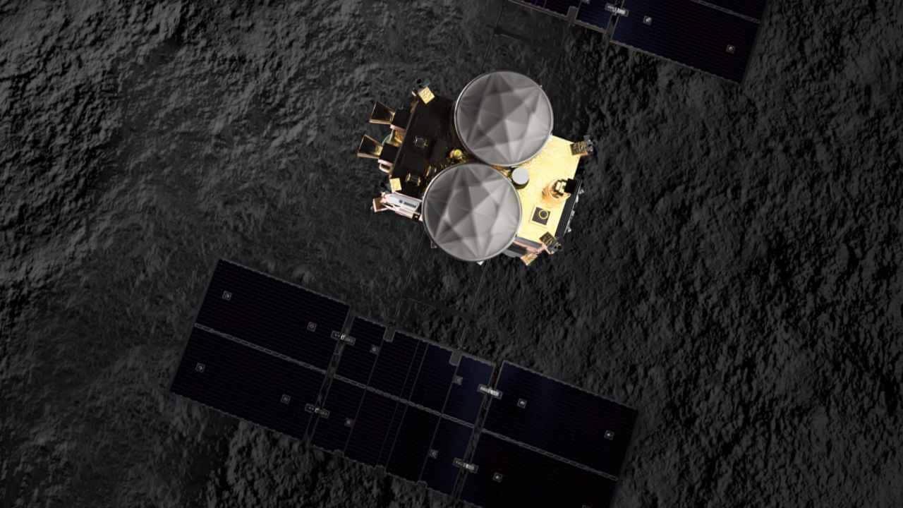 Le japonais Hayabusa 2 débarquera sur Terre, avec un astéroïde d'ici le 5 décembre: voici tout ce que vous devez savoir