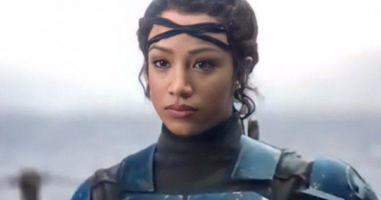 Le Personnage De Sasha Banks Dans The Mandalorian Saison 2