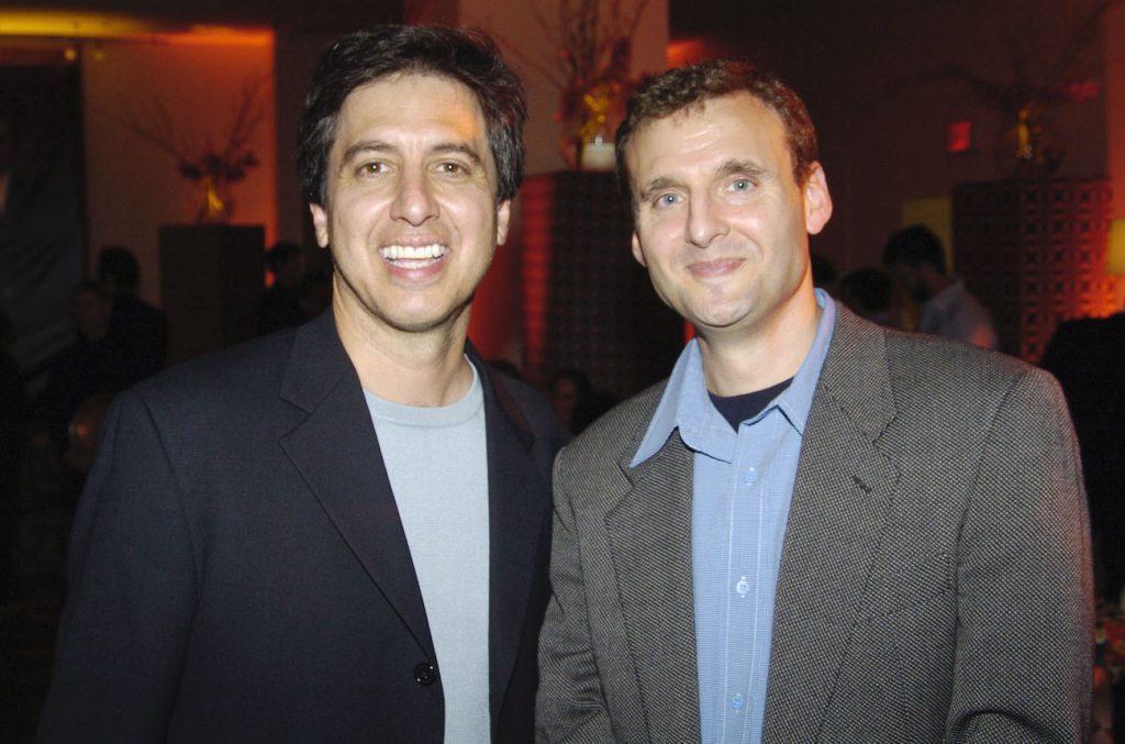 Ray Romano et le producteur exécutif Phil Rosenthal de 'Everybody Loves Raymond'