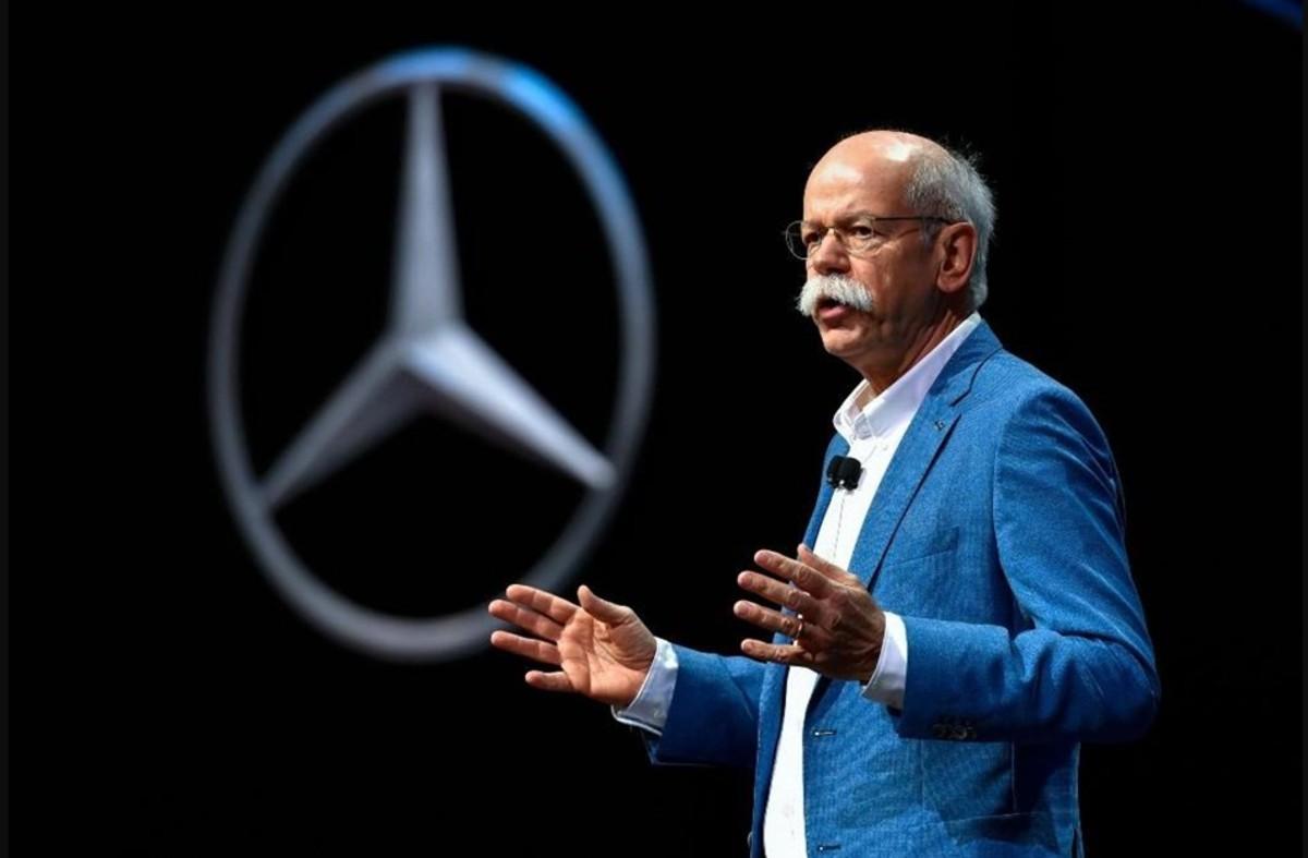 Dieter Zetsche était le PDG du lancement de Mercedes-Benz dans la course à la conduite autonome