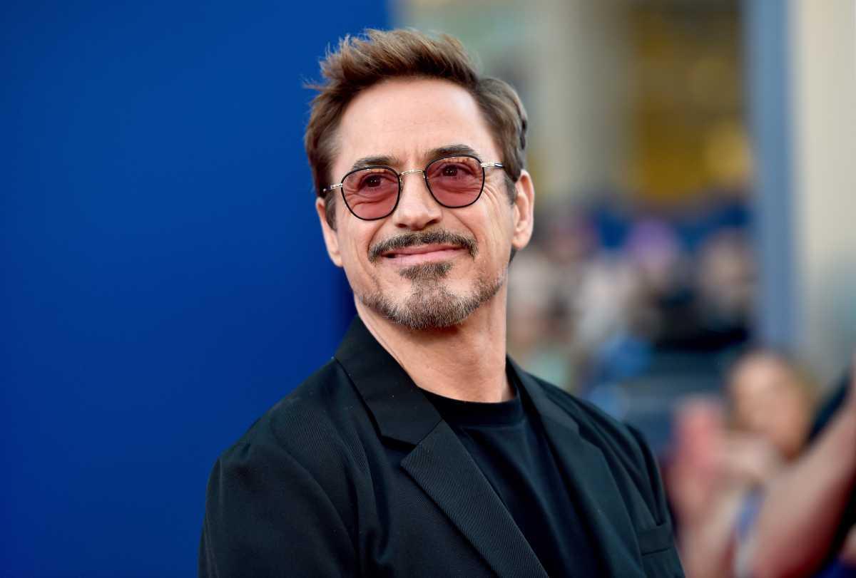 La star de Marvel Robert Downey Jr