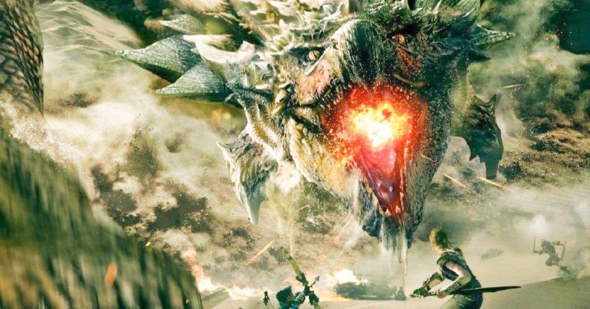 Le Scénario De Monster Hunter 2 Est Déjà écrit Par