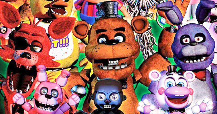 Le Tournage Du Film Five Nights At Freddy Commence Enfin