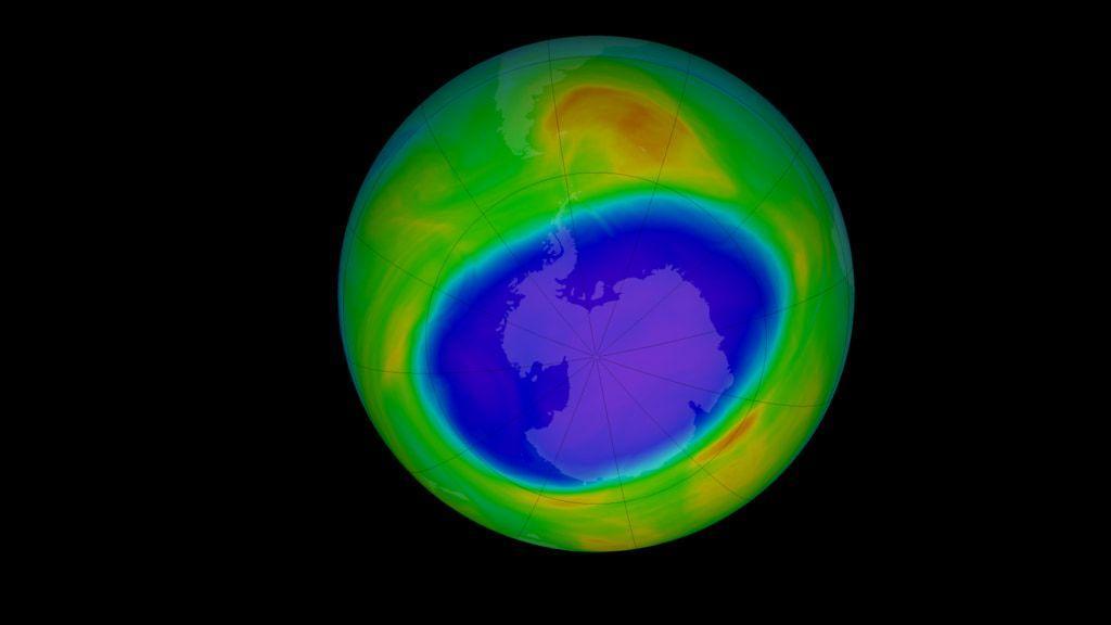 Le Trou D'ozone Saisonnier Au Dessus De L'antarctique Restera Actif Jusqu'en