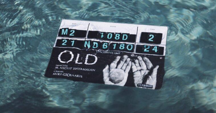Le Vieux Film De M. Night Shyamalan