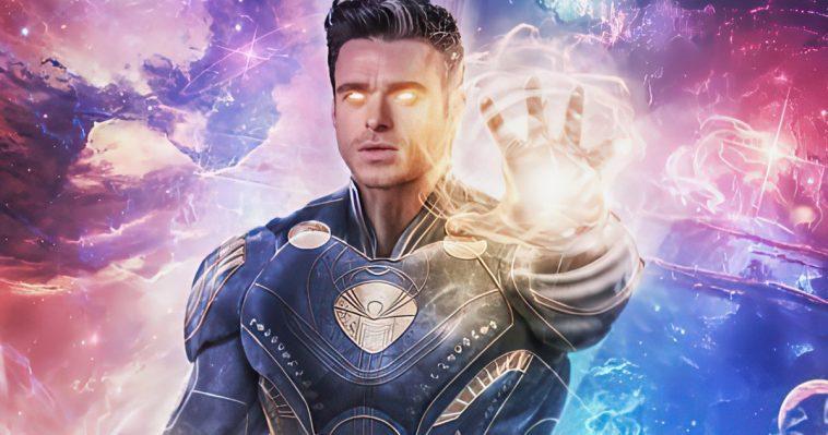 Leaked Eternals Art Unit La Nouvelle équipe De Super Héros Cosmiques