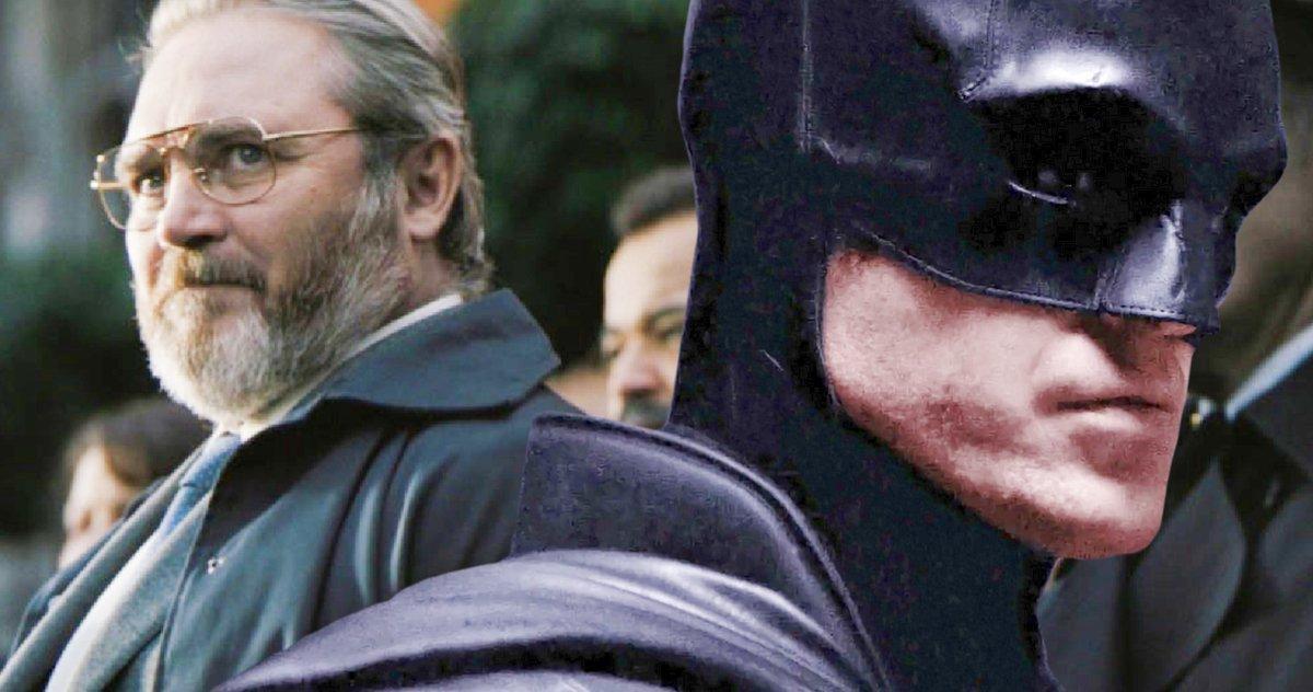 L'émission Télévisée Batman De Hbo Max Gotham Pd Perd Le