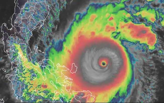 Les Philippines évacuent Un Million De Personnes Par Crainte D'un