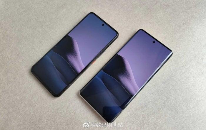 Les Xiaomi Mi 11 et Mi 11 Pro, dans leur premier rendu divulgué