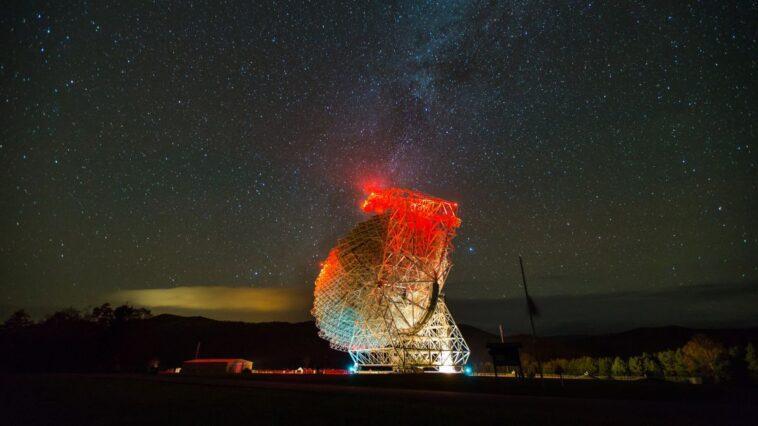 Les Astronomes Détectent Des Millions De Signaux D'une Civilisation Intelligente: