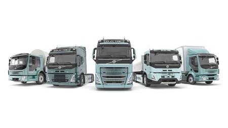 Camions électriques