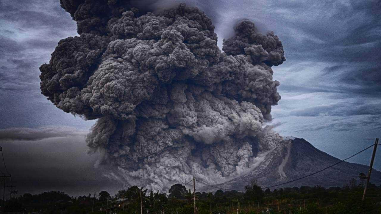 Les éruptions volcaniques pourraient aider à mieux prévoir les moussons indiennes, affirme une équipe de recherche indo-allemande