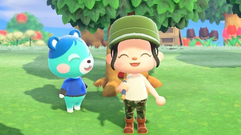 Les Fans D'animal Crossing New Horizons Font Attention: Nintendo A